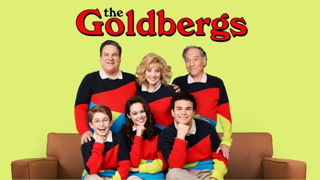 The Goldbergs TV show and Lee's Hoagie House